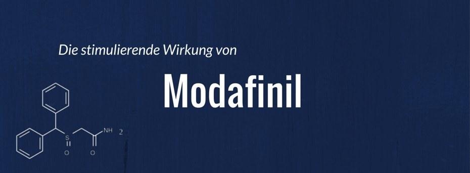 die stimulierende wirkung von modafinil